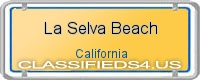 La Selva Beach board